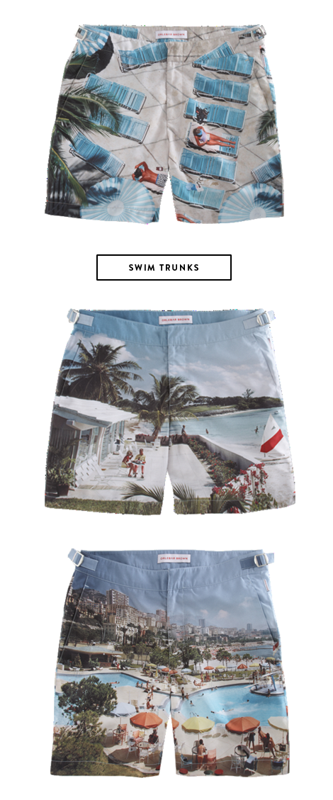 Swim-trunks
